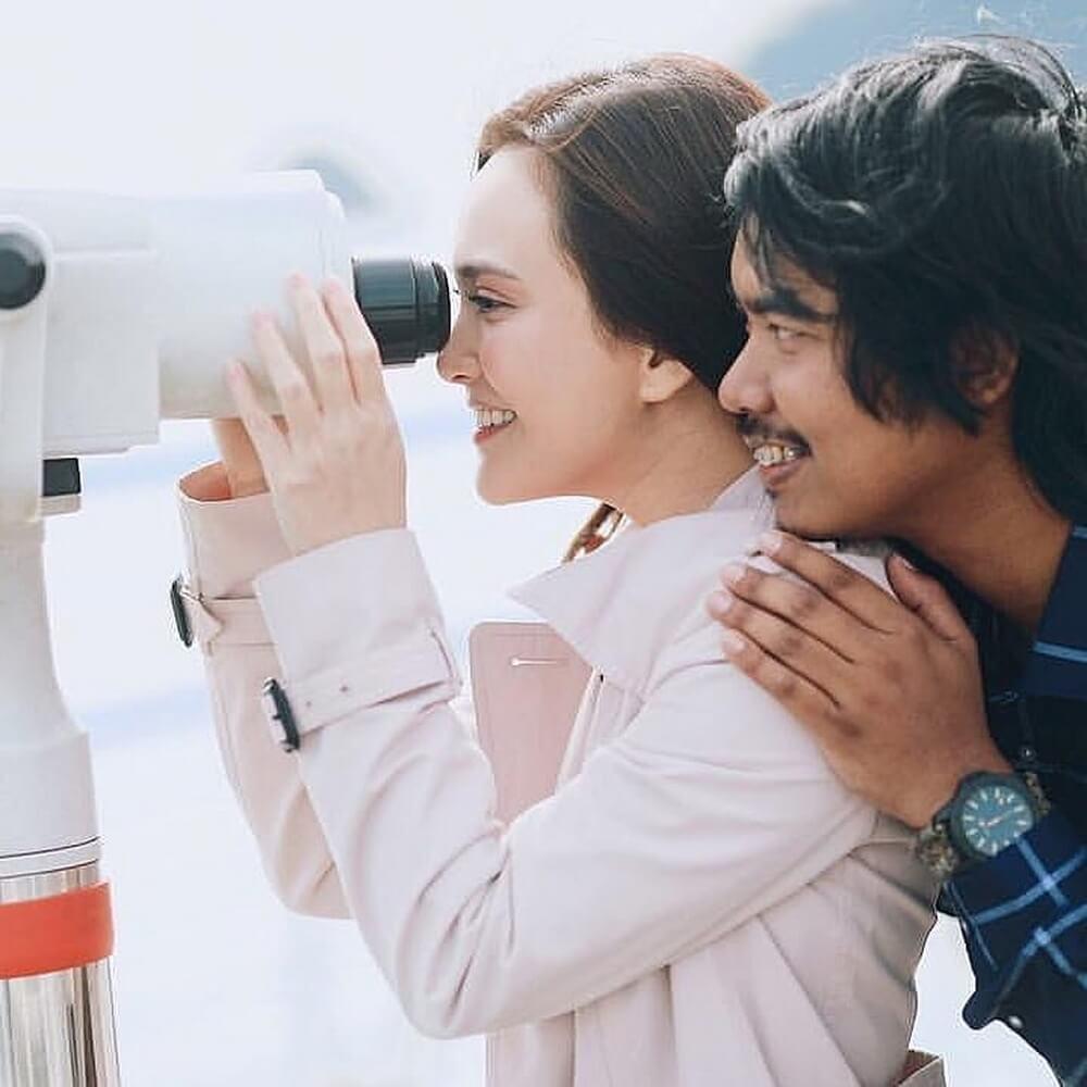 """Cinta Itu Buta"" - Dodit Mulyanto dan Shandy Aulia Jadi Kekasih"