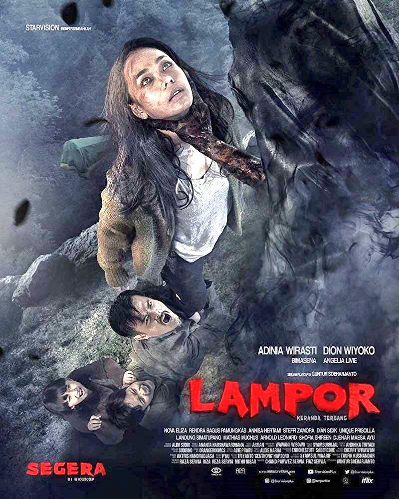 Lampor film produksi star vision