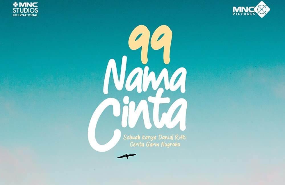 """Film """"99 Nama Cinta"""" - Benci Lalu Jatuh Cinta"""