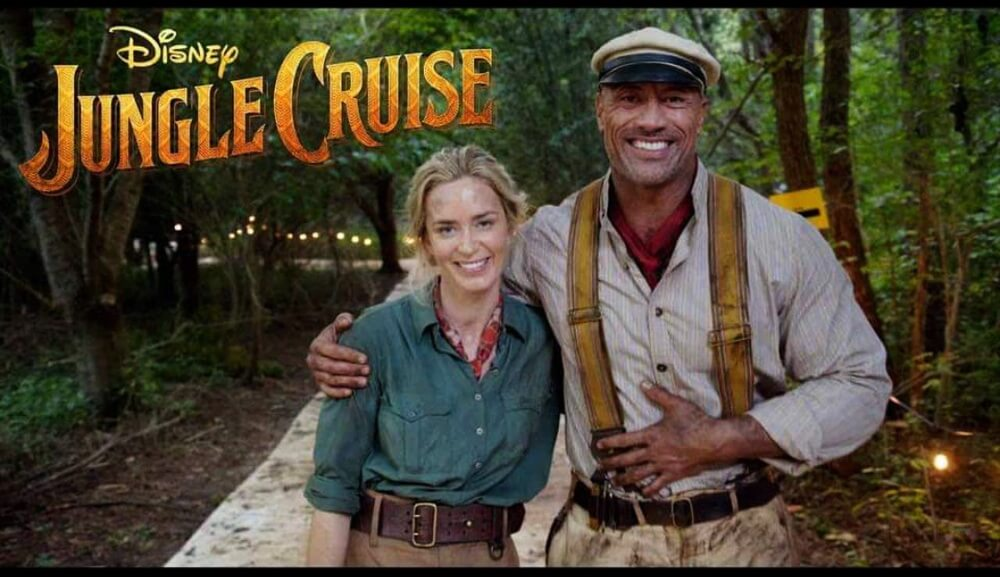 """Jungle Cruise"" Petualangan Seru Dwayne Johnson dan Emily Blunt"