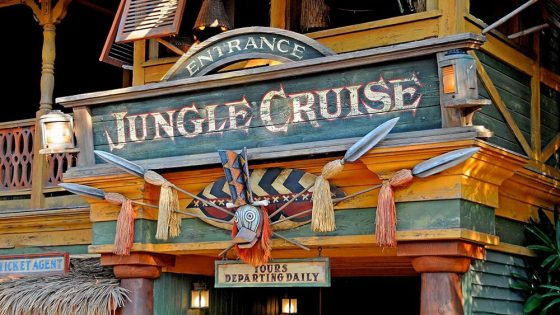 """Jungle Cruise"" Petualangan Seru Dwayne Johnson dan Emily Blunt"