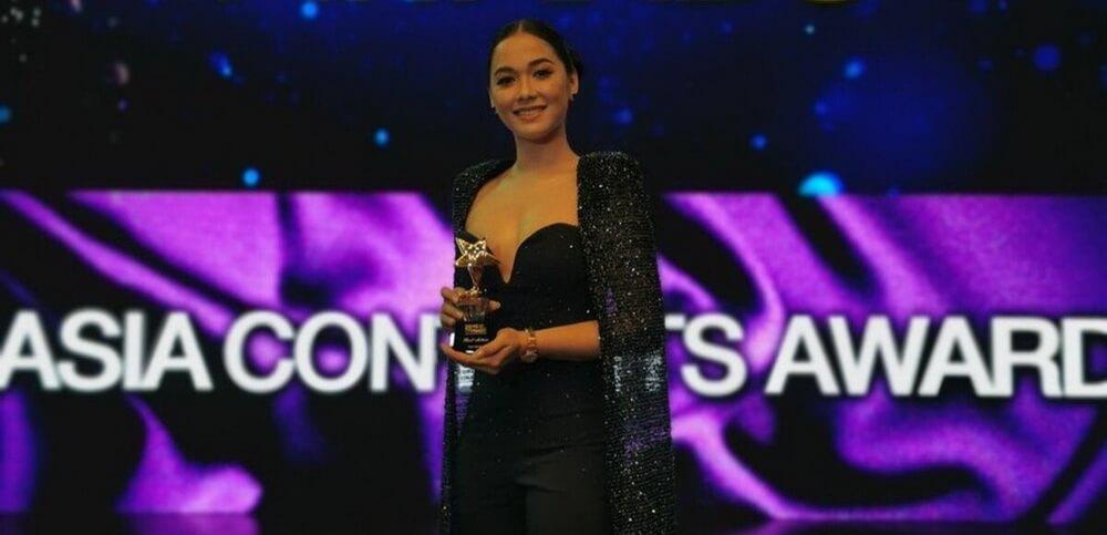 Mr. Sunshine Jawara di Asia Contents Awards 2019