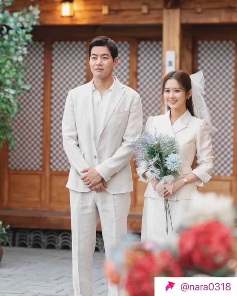 """Drama """"VIP"""" Jang Nara dan Lee Sang Yoon Menikah"""