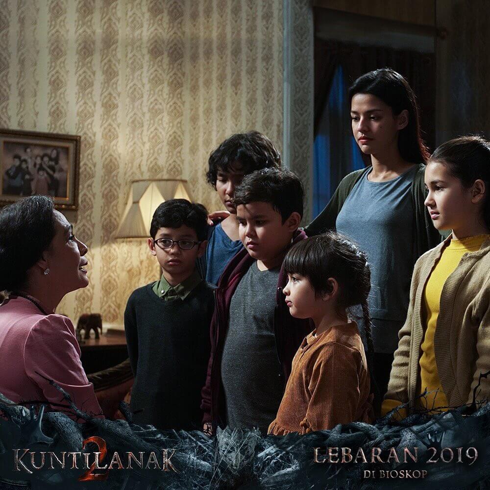 Film Mangkujiwo Jadi Pembuka Kuntilanak Universe Layar Id