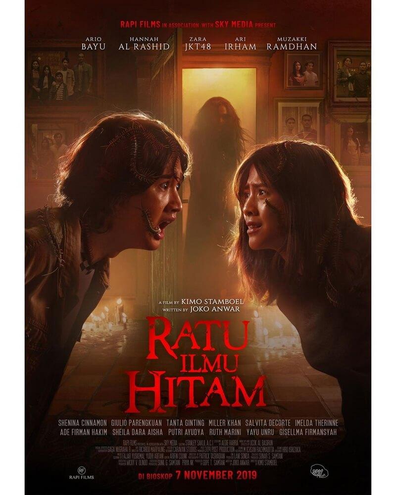 """Remake Film Ikonik """"Ratu Ilmu Hitam"""" Siap Tayang"""