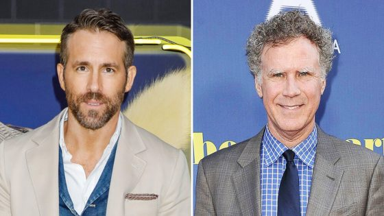 "Fantastis! Bayaran Ryan Reynolds dan Will Ferrel di ""A Christmas Carol"""
