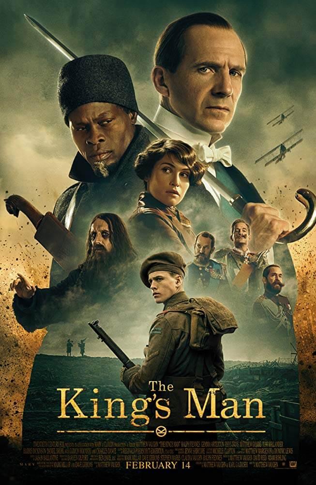 Trailer Terbaru 'The King's Man' Ungkap Karakter Rahasia