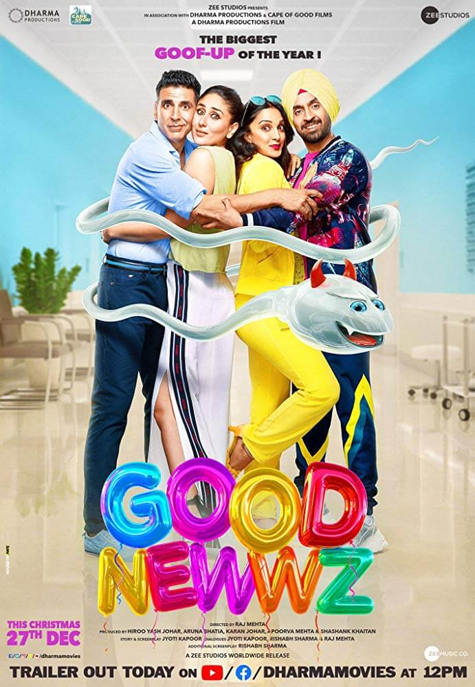 "Kocak Habis! ""Good Newwz"" Komedi Bollywood Layak Ditunggu"