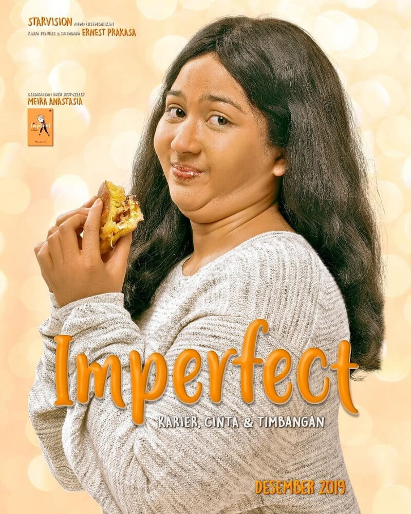 """Luncurkan Trailer, """"Imperfect: Karier, Cinta & Timbangan"""" Siap Tayang"""