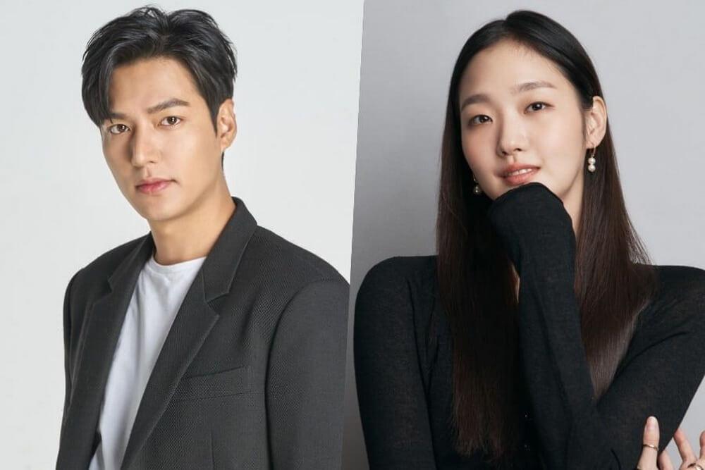 """The King: The Eternal Monarch"" Duet Akting Lee Minho dan Kim Go Eun"