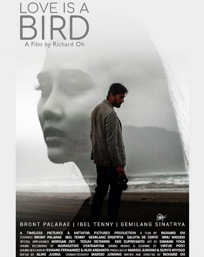 """Kisah Sang Penguntit Dalam """"Love is a Bird"""""""