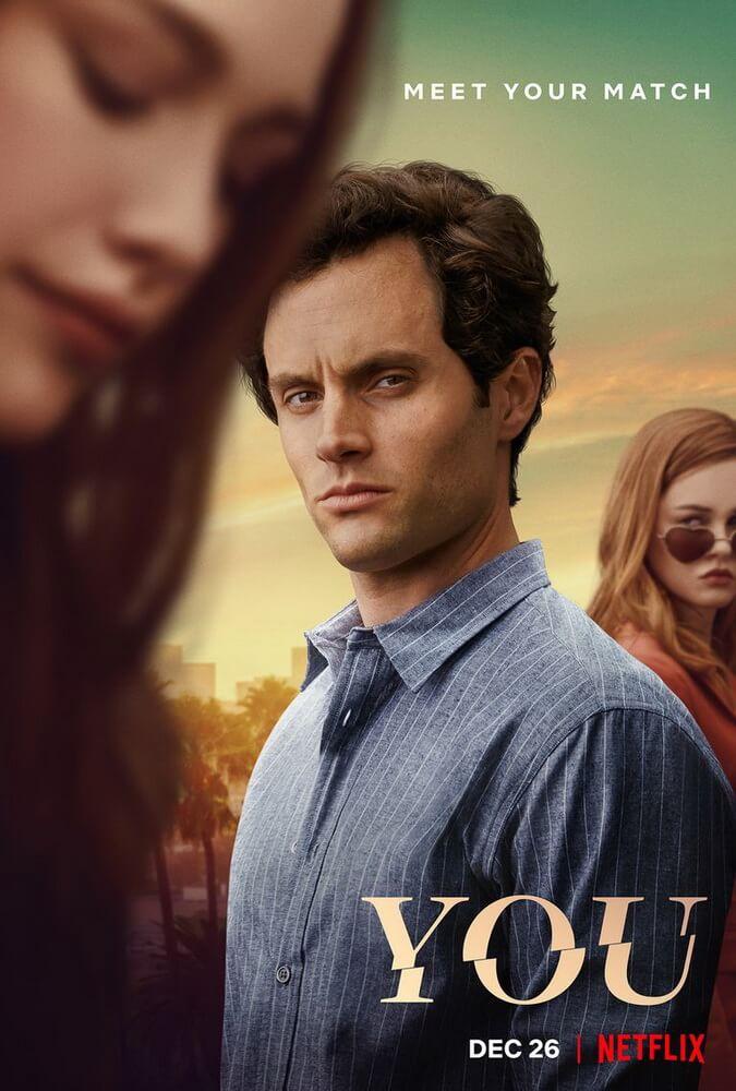 """Segera! Serial """"You"""" Musim Kedua Tayang di Netflix"""