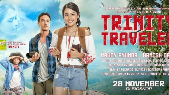 """Trinity Traveler"" - Kisah Dari Best Seller The Naked Traveler"