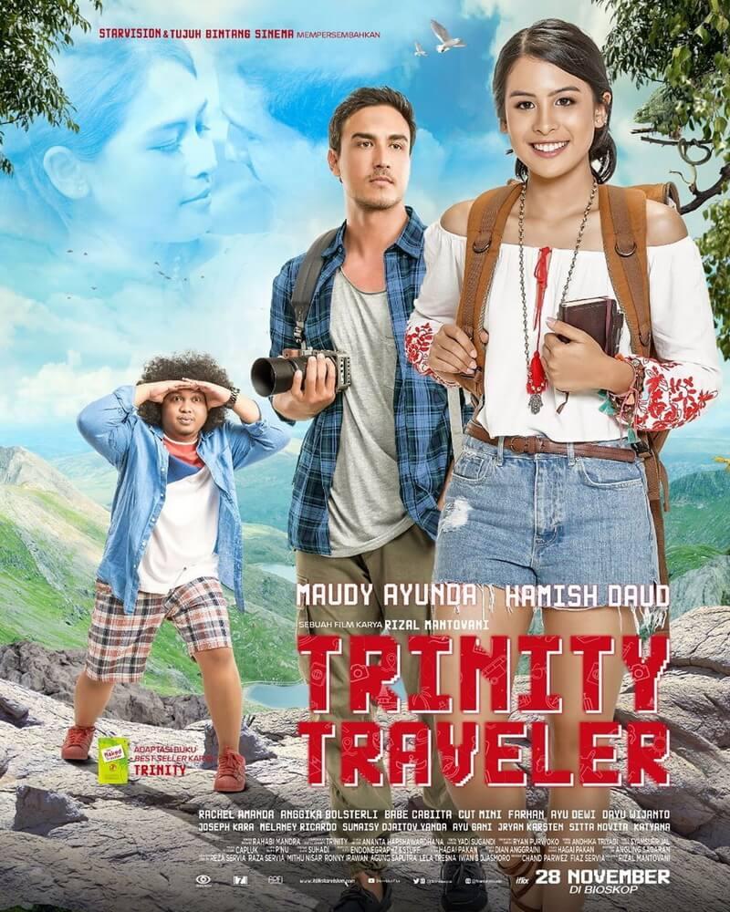 """""""Trinity Traveler"""" - Kisah Dari Best Seller The Naked Traveler"""