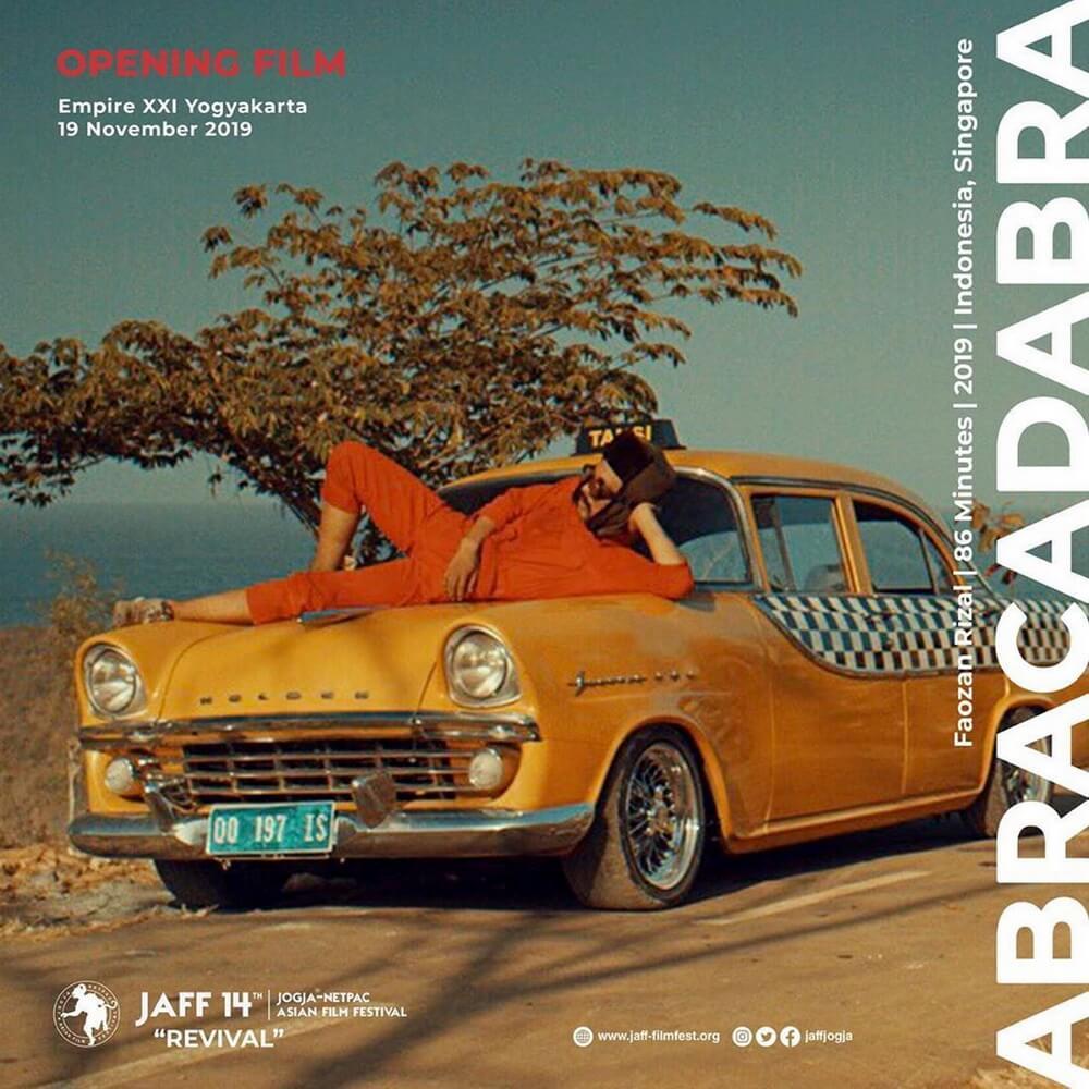 "Reza Rahadian Jadi Pesulap Di Film ""Abracadabra"""