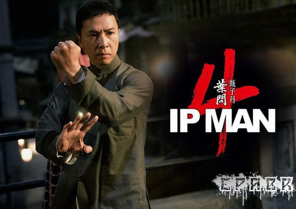 "Donnie Yen Akhiri Perannya Di ""Ip Man 4"""