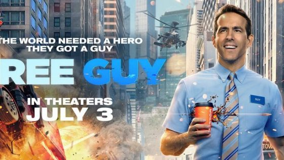 "Ryan Reynolds Jadi Petarung Video Game Di ""Free Guy"""