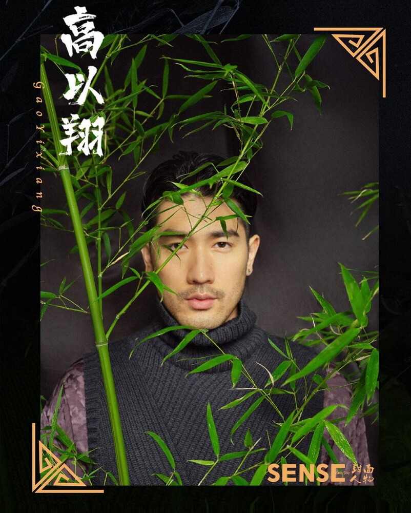 Aktor Godfrey Gao Meninggal Dunia Saat Jalani Syuting