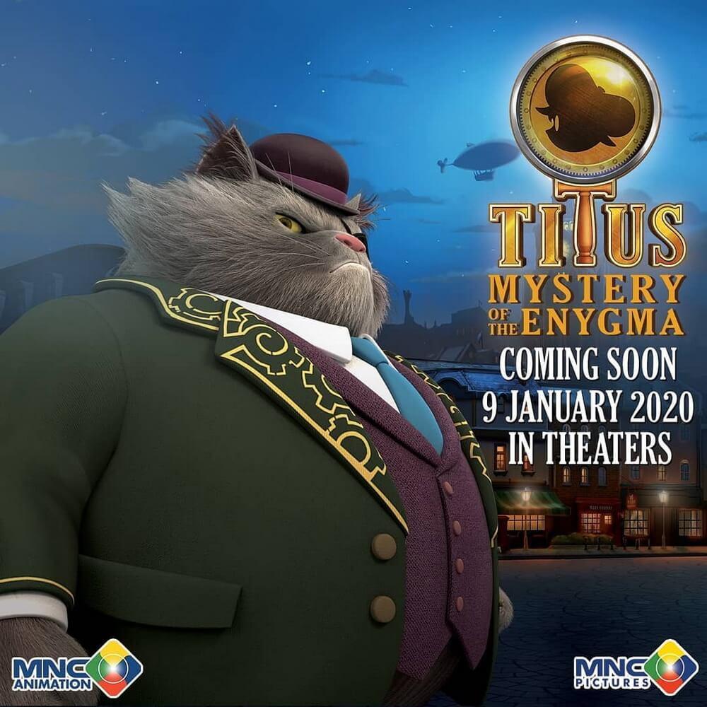 """Titus Mystery of the Enygma"" Animasi Anak Bangsa"