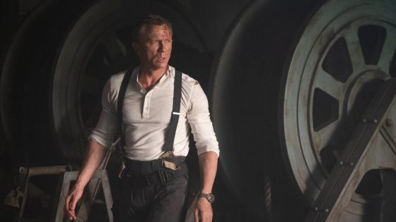"Trailer Perdana ""No Time To Die"" Tampilkan Musuh Baru Bond"