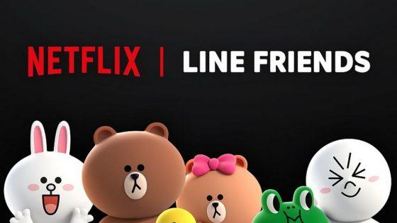 "Karakter Line ""Brown & Friends"" Akan Tayang di Netflix"