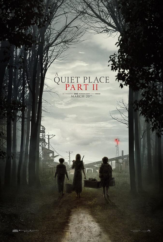 """A Quiet Place: Part II"" – Diam Adalah Bertahan Hidup"