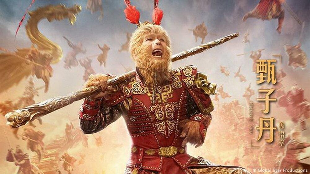 "Andy Lau Bintangi Film Mitologi Klasik ""Sacred Seven"""