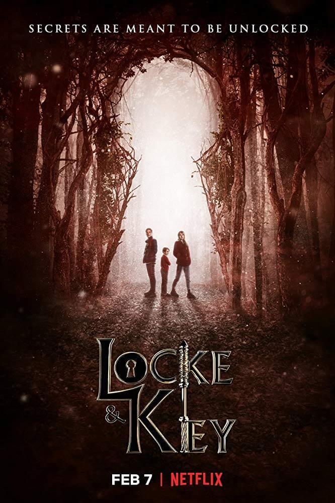 "Netflix Rilis Trailer Serial ""Locke & Key"""