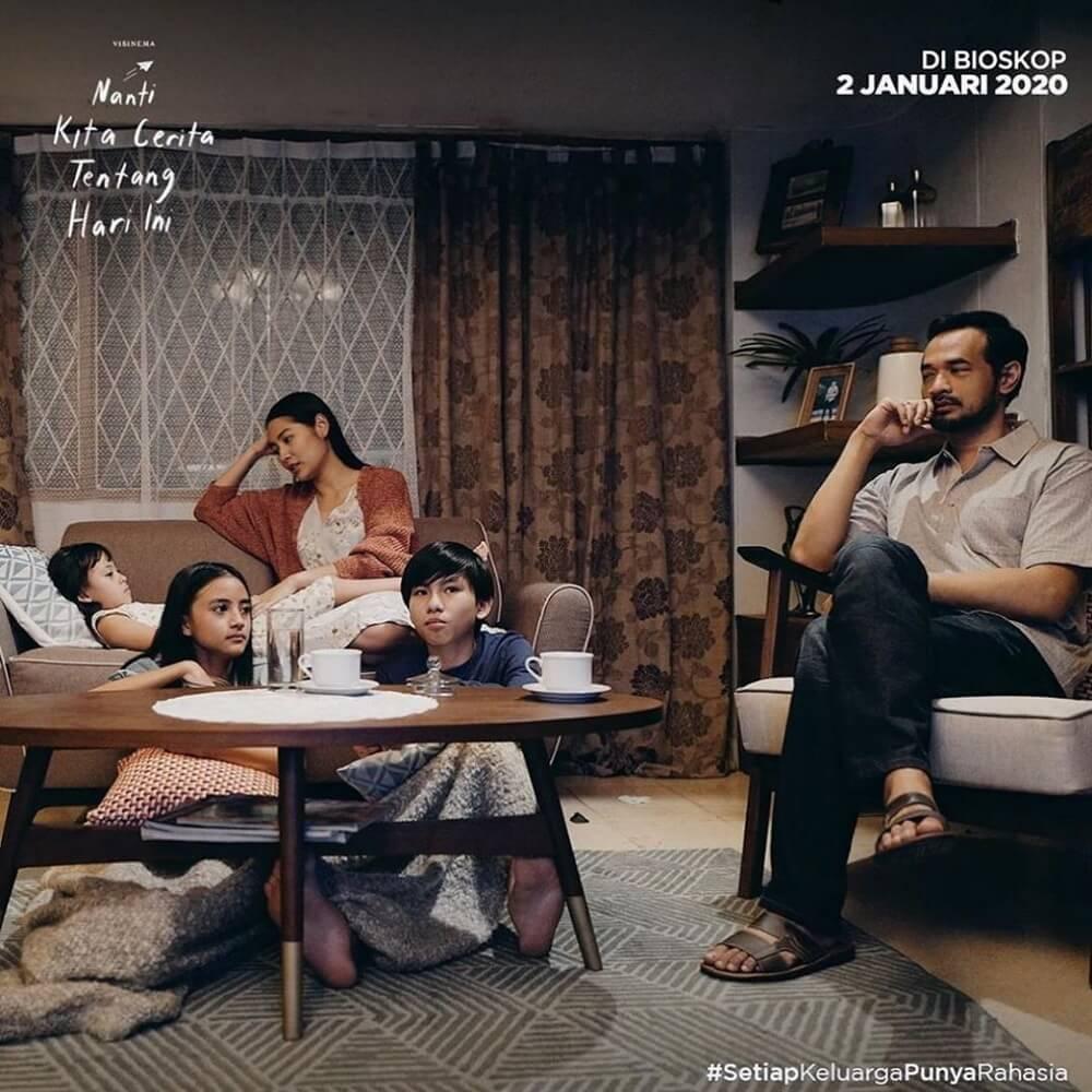 "Wajib Nonton! ""Nanti Kita Cerita Tentang Hari Ini"" Versi Director's Cut"