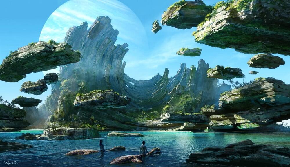 """Finally! """"Avatar 2"""" Rilis Cuplikan Foto Mengagumkan"""