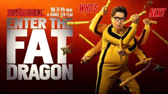 "Pangling! Donnie Yen Jadi Polisi Gendut di ""Enter the Fat Dragon"""