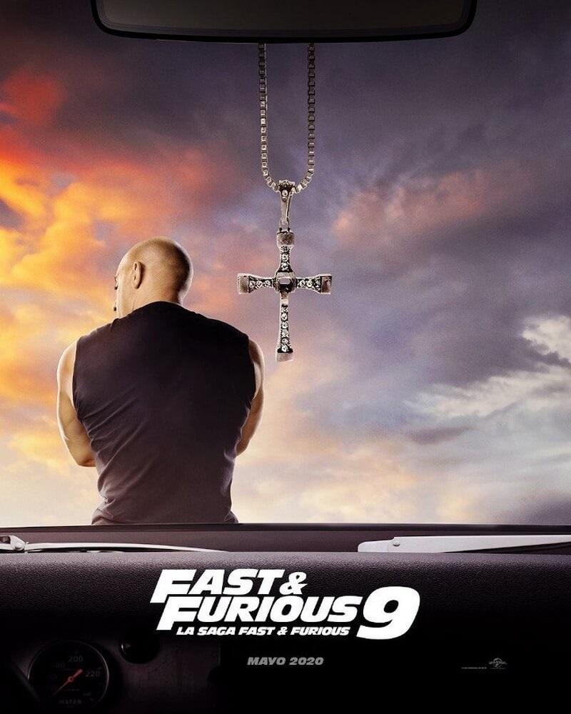 """Cuplikan """"Fast & Furious 9"""" Fokus Pada Dom dan Istrinya"""