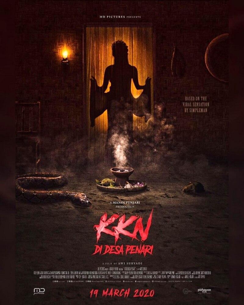 """Teaser Trailer """"KKN di Desa Penari"""" Telah Meluncur"""