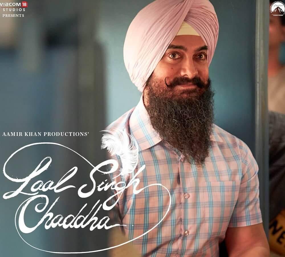 """""""Laal Singh Chaddha"""" - Film """"Forest Gump"""" ala Bollywood"""