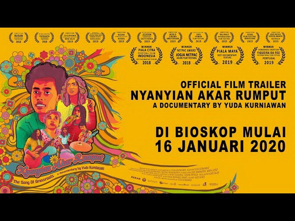 """""""Nyanyian Akar Rumput"""" Film Dokumenter Menolak Lupa"""