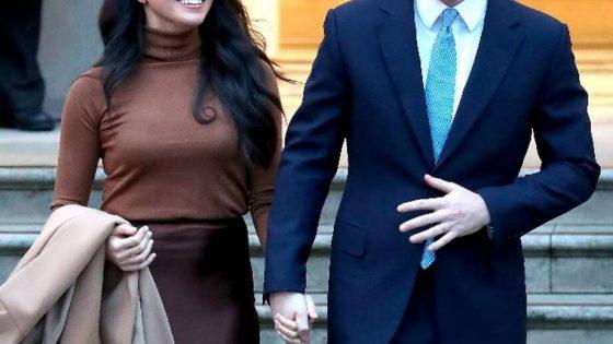 Netflix Tertarik Kerjasama dengan Prince Harry dan Meghan Markle