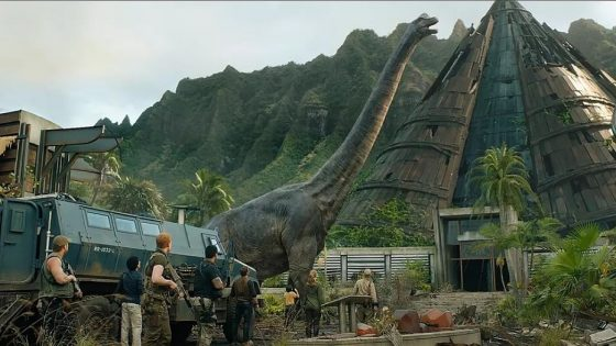 "Sutradara ""Jurassic World: Dominion"" Garap Film di Rumah"