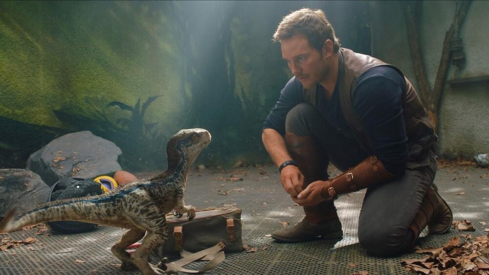 """Judul Baru Waralaba Jurassic: """"Jurassic World: Domonion"""""""