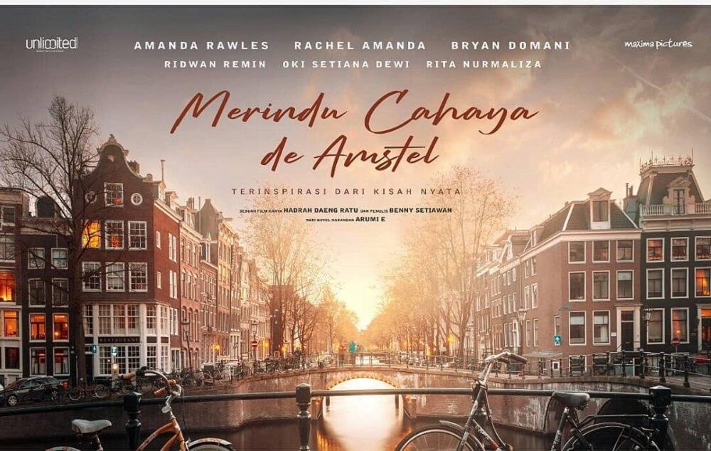"""Film """"Merindu Cahaya de Amstel"""" Mulai Syuting"""