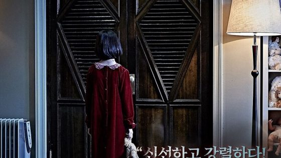 "Film Horor Misteri ""The Closet"" Duduki Box Office Korea"