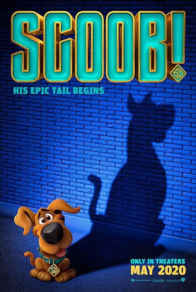 """Official Trailer """"Scoob!"""" Telah Meluncur"""