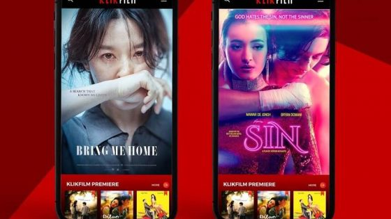 Klik Film - Aplikasi Menonton Di Tengah Pandemi Virus Corona