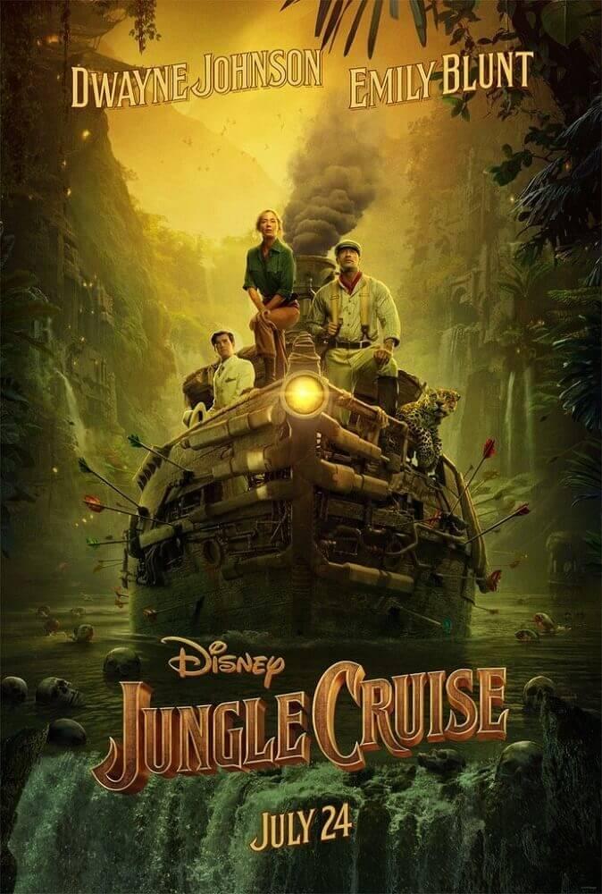 """Trailer """"Jungle Cruise"""" Petualangan Dwayne Johnson dan Emily Blunt Dimulai"""