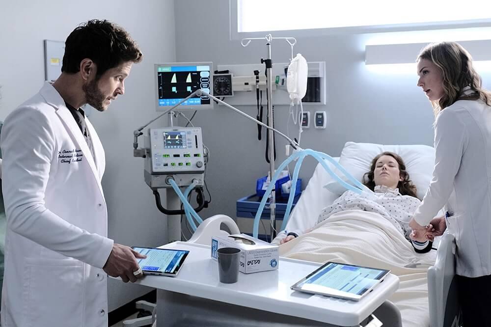 Drama TV Medis Hollywood Sumbangkan Properti