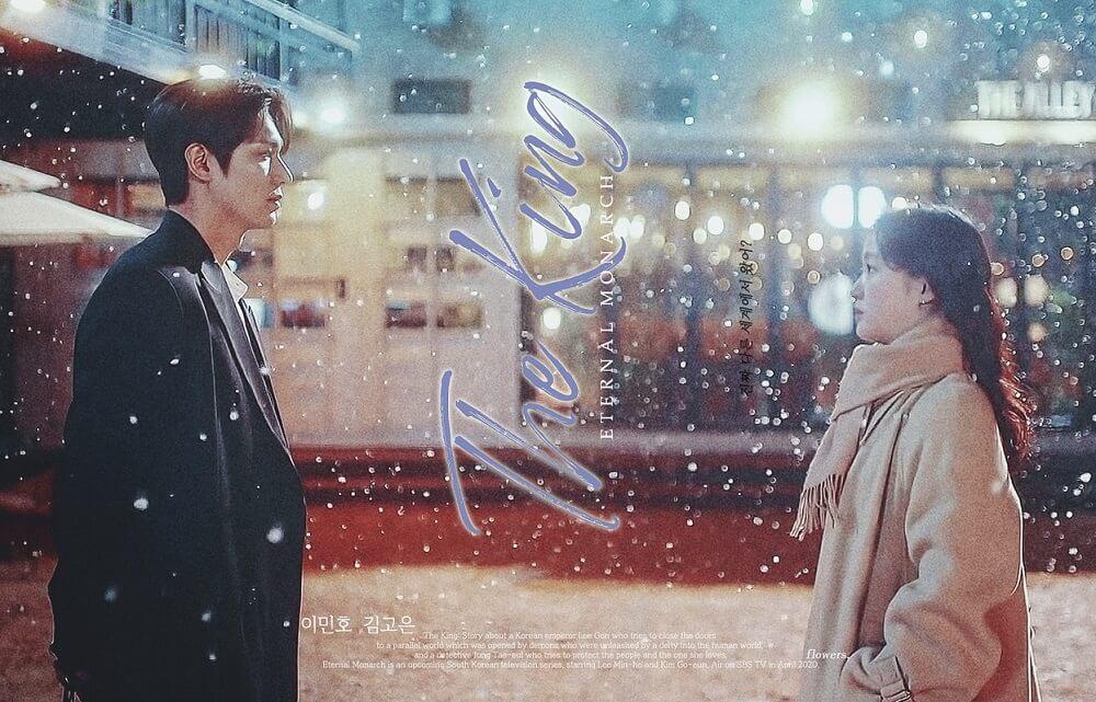 """The King: Eternal Monarch"" Drama Kembalinya Lee Min Ho"