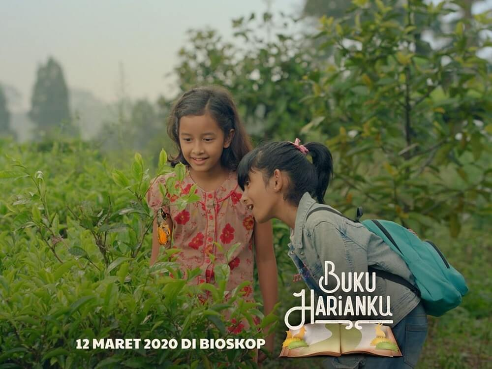 "Film ""Buku Harianku"" Rilis Video Antisipasi Corona"