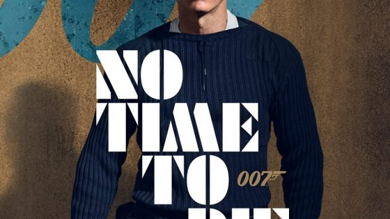 """No Time to Die"" Bakal Rilis November 2020"