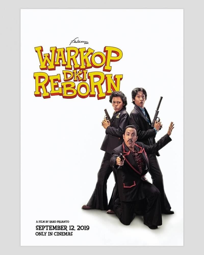 """""""Warkop DKI Reborn"""" Tayang di Hari Film Nasional"""