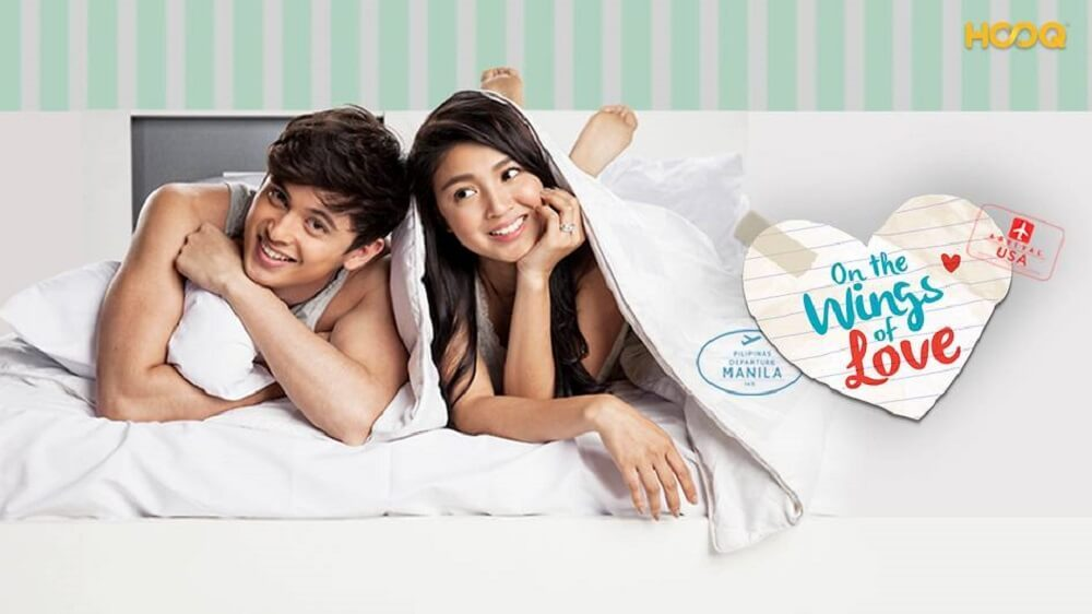 "Hooq Tayangkan Drama Romantis ""On The Wings of Love"""