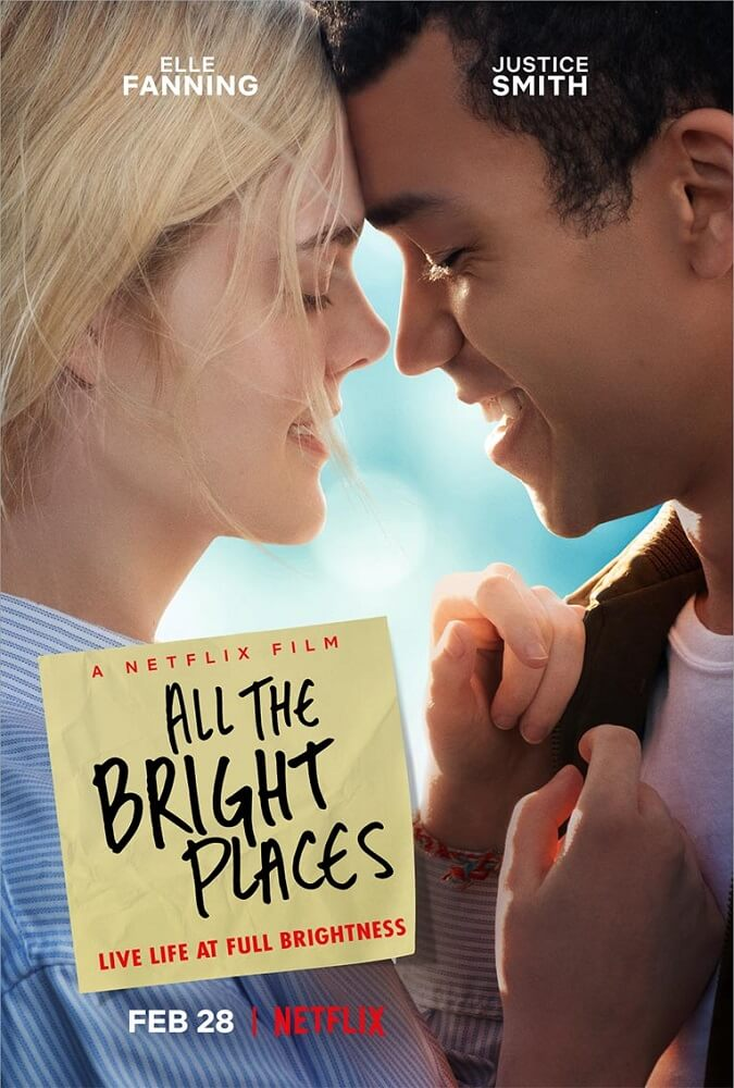 "Buat Yang Bucin Abis, Nonton Deh ""All the Bright Places""!"
